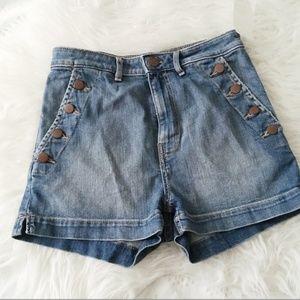 Highrise H&M Shorts